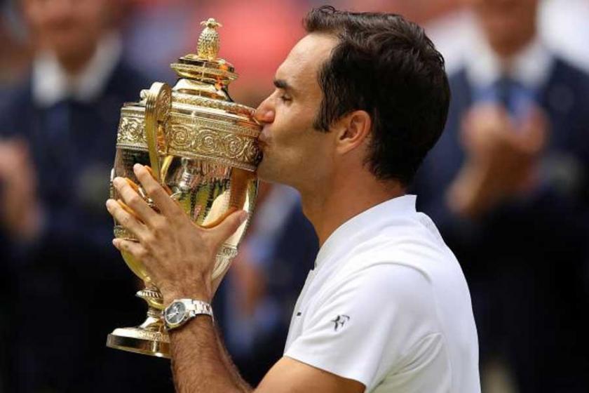 Yok artık Roger Federer