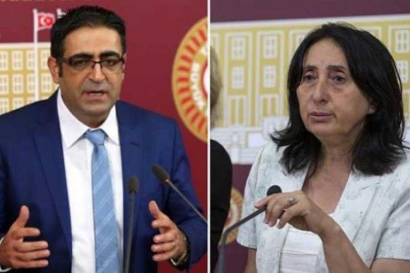 İstismara karşı yürüyen Baluken ve Aydoğan'a 3'er yıl istemi
