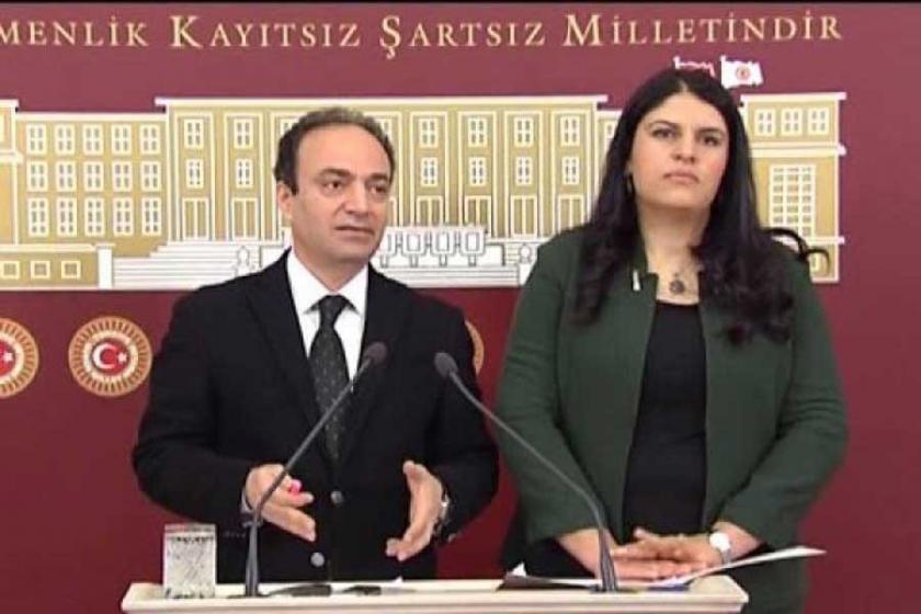 Savcıdan HDP'li vekil Dilek Öcalan'a ceza talebi