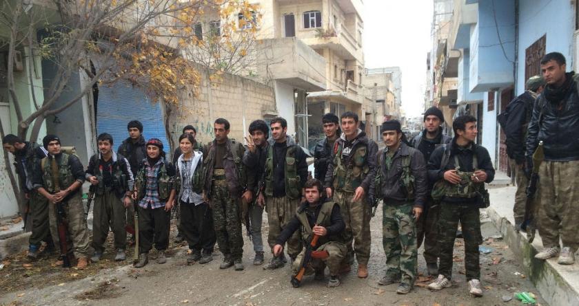 YPG: Kobanê'nin köylerinde çatışmalar sürüyor