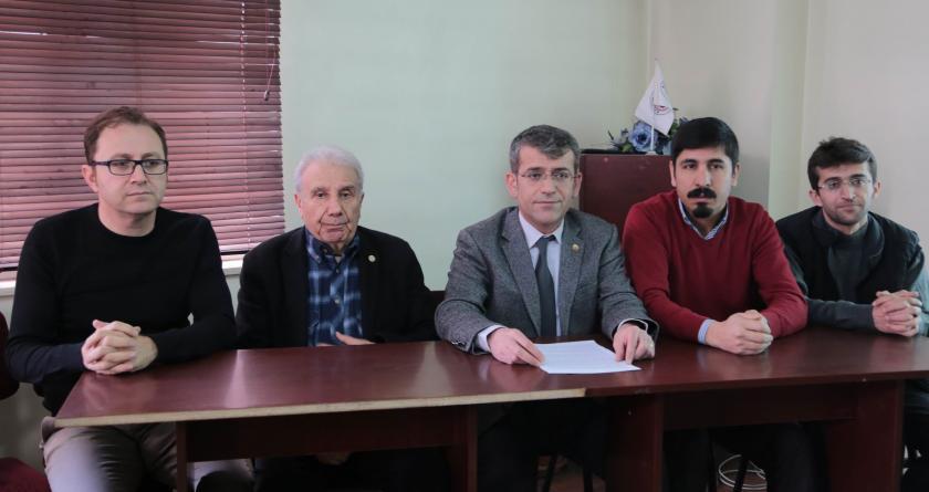 Kobanê'nin yeniden inşası için kamuoyuna çağrı