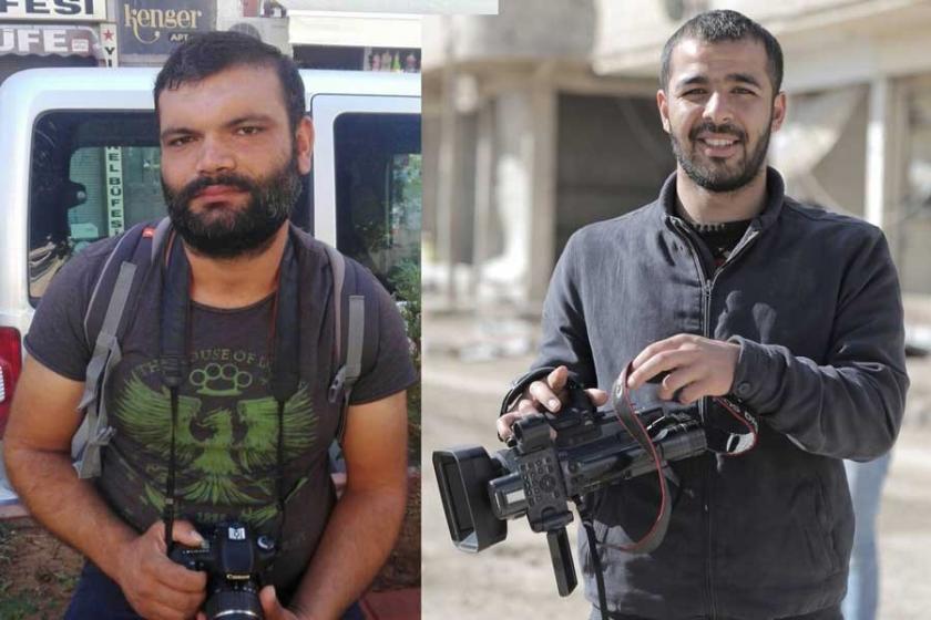 DİHABER Muhabirleri Alayumat ve Akman 13 gündür gözaltında