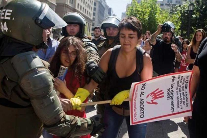 Latin Amerikalı kadınlar kürtaj yasağına karşı ayakta
