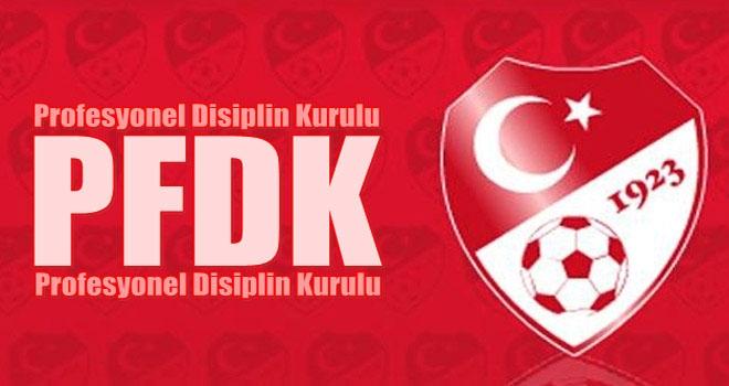 PFDK'dan F.Bahçe ve Beşiktaş'a ceza