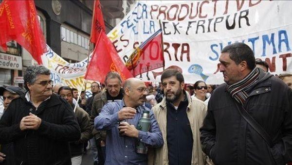 Uruguay'da genel grev çağrısı