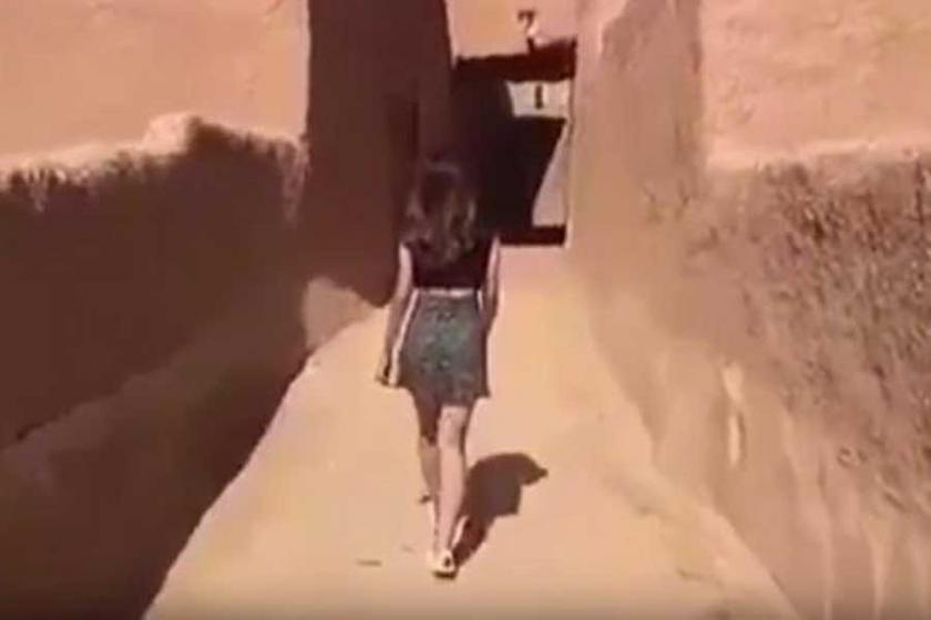 Suudi Arabistan'da çarşaf giymeyen kadınserbest