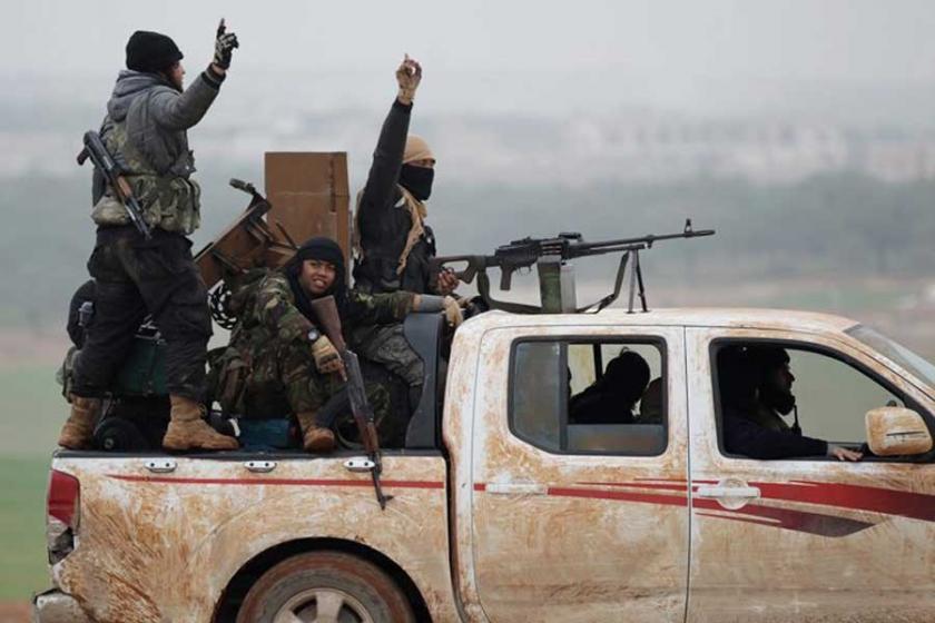 İdlib'de cihatçıların ateşkesi kısa sürdü