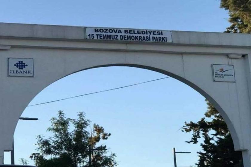 Berkin Elvan Parkını'15 Temmuz Demokrasi Parkı' yaptılar