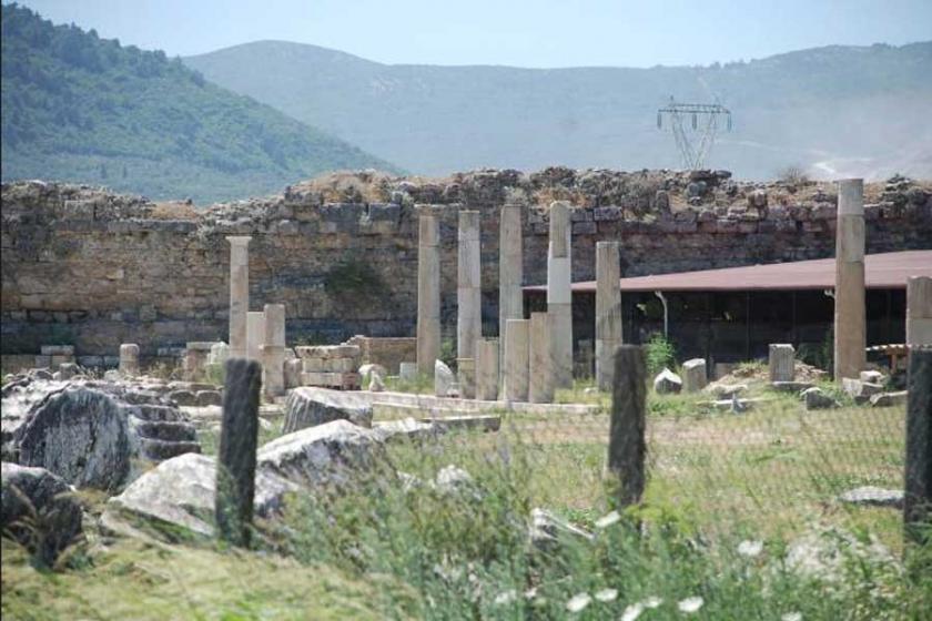 Magnesia Antik Kenti JES tehdidi altında