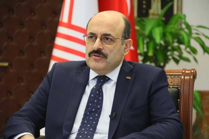 Cumhurbaşkanı Erdoğan YÖK Başkanlığına Saraç'ı yeniden seçti