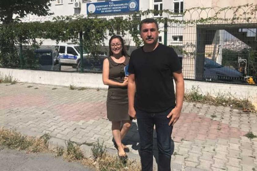 'İhbar var' denilerek gözaltına alınan Ferhat Tunç serbest