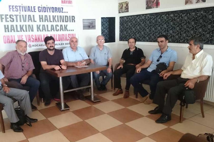 '27-30 Temmuz tarihleri arasında Dersim'de olacağız'