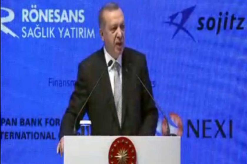 Erdoğan: Hiçbir Alman şirketiyle ilgili soruşturma yok