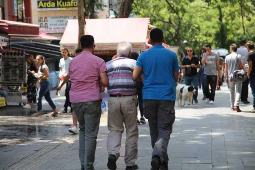 Yüksel'de 255'inci gün: 2 gözaltı