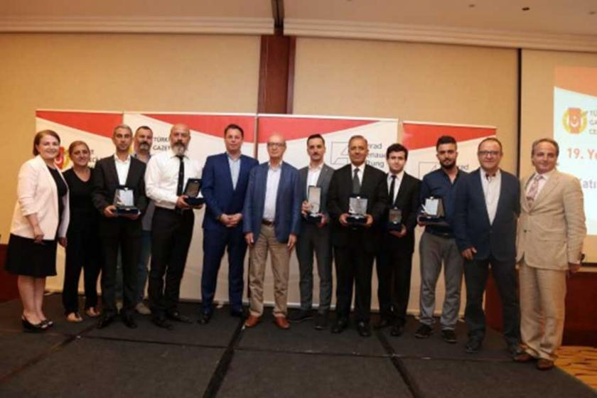 TGC-KAS 19. Yerel Medya Ödülleri sahiplerini buldu