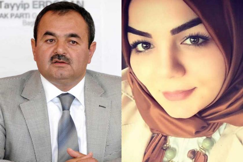 AKP Antalya Vekili Samani'nin kızı KHK ile ihraç edildi
