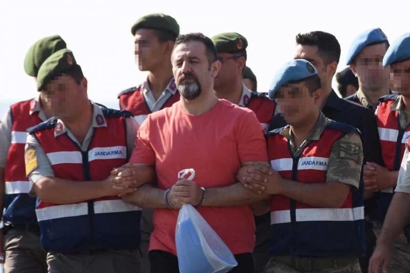 'Erdoğan'a suikast' davasında tahliye