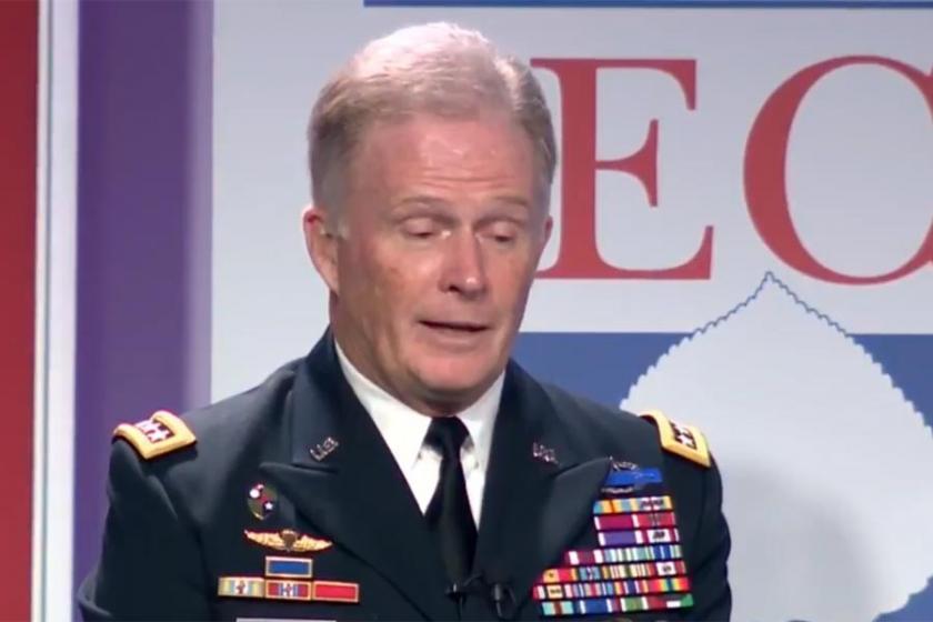 Orgeneral Thomas: YPG'ye ismini değiştirmesini tavsiye ettik