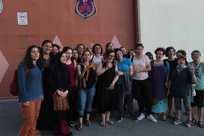 Yasemin Çakal: Beni özgürlüğe kadınlar kavuşturdu