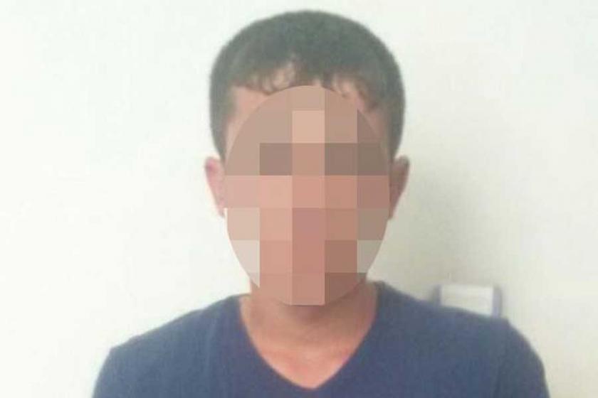 15 yaşındaki kuzenine istismar suçlamasıyla tutuklandı