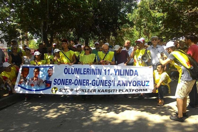 Sinop; Soner, Öner ve Güneş'i unutmadı