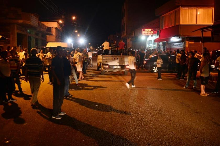Adana'da mahalle kavgası