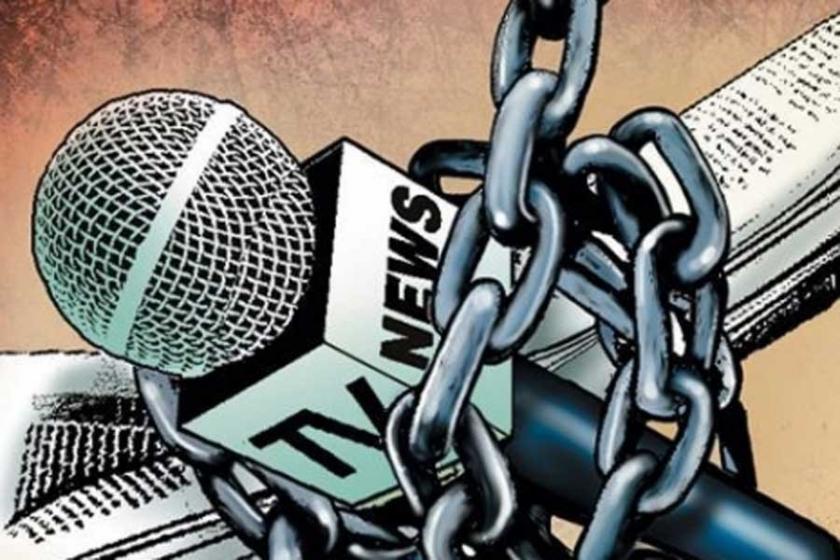 Şubat ayında 24 gazeteci gözaltına alındı, 5'i tutuklandı