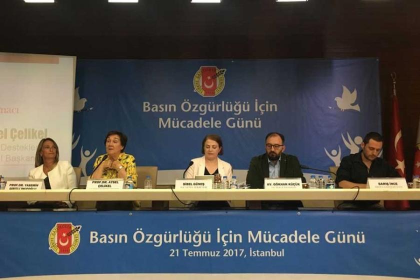 'Gazetecilerin tutuklulukları son bulmalı'