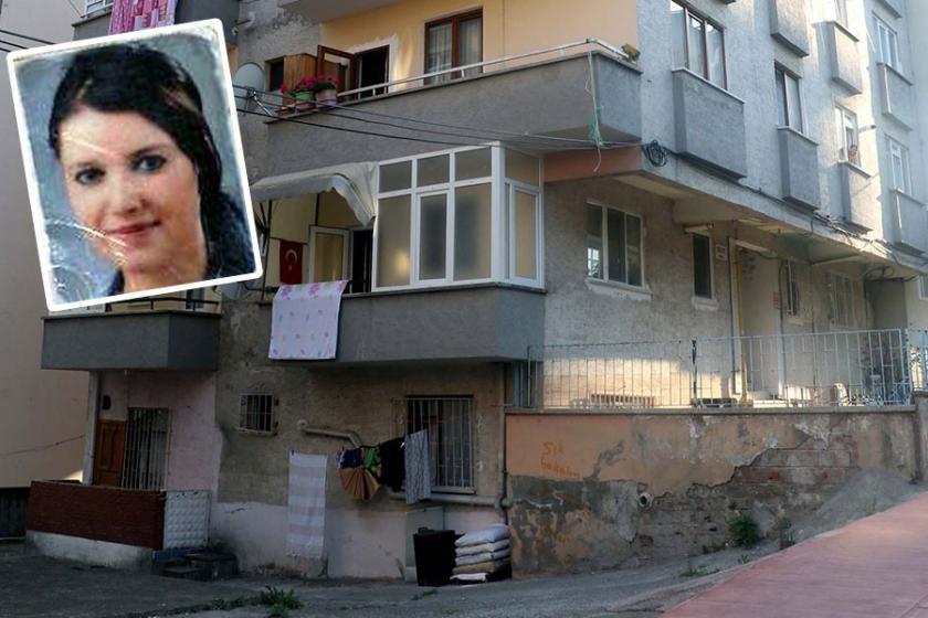 Genç kadın, eski eşinin evinde ölü bulundu