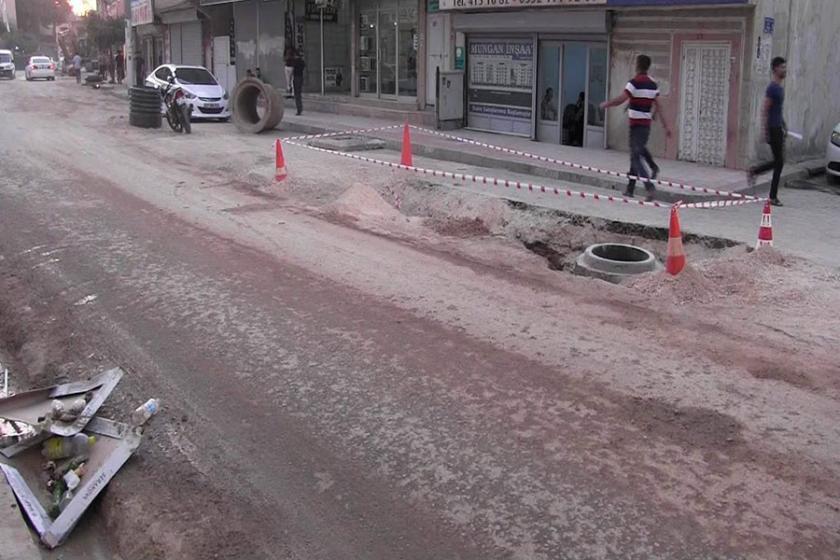 Nusaybin'de su ve elektrik sıkıntısı yaşanıyor