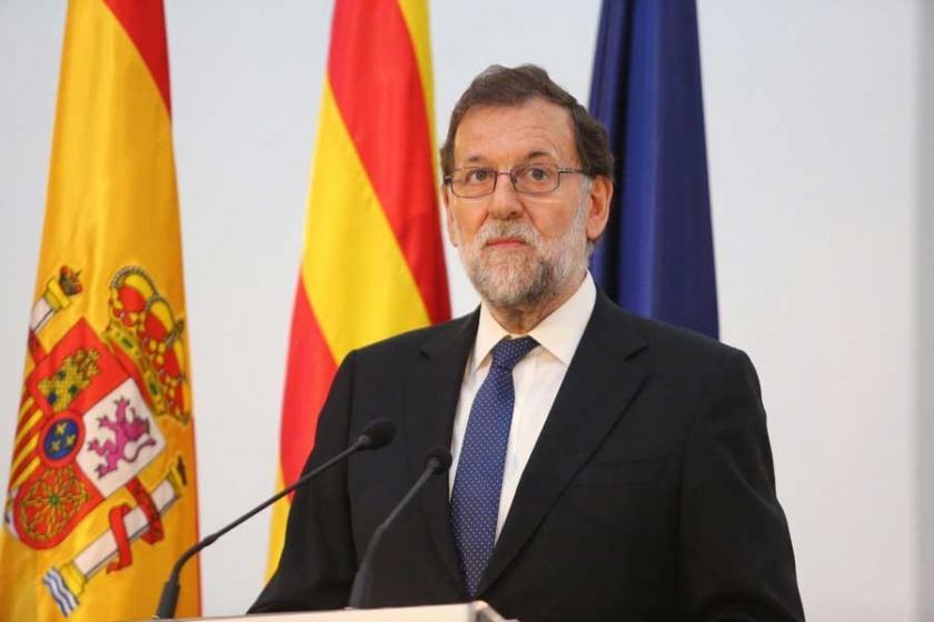 İspanya Başbakanı: Katalonya referandumu yasaya aykırı