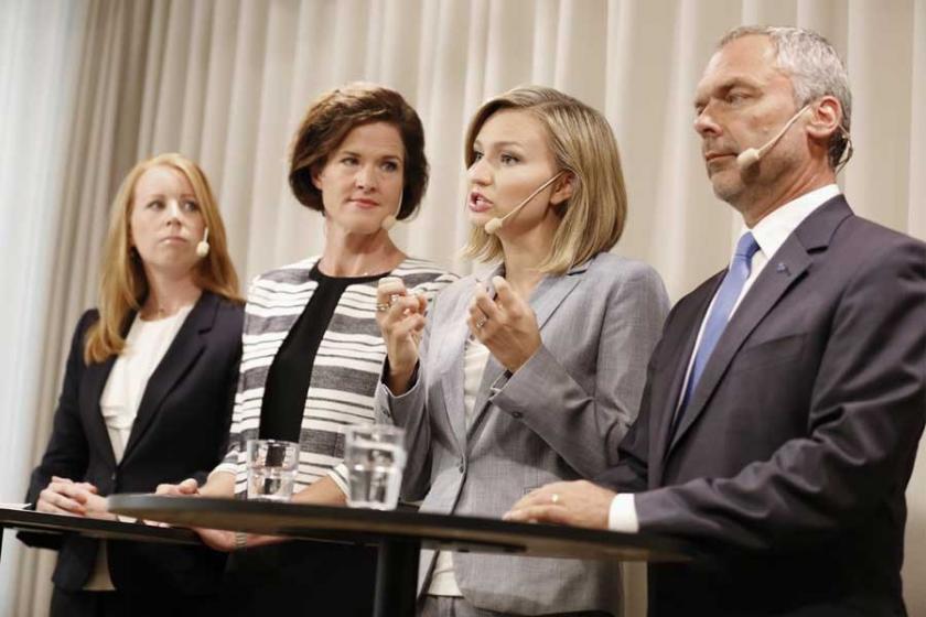 İsveç'te 'devlet sırrı' krizi: 3 bakana gensoru