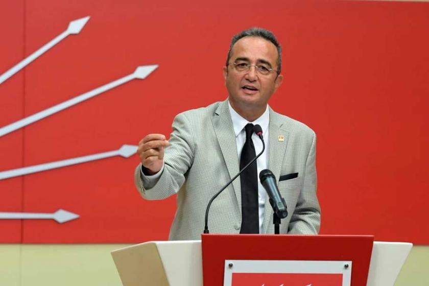 CHP'li Tezcan: MİTve MASAK vasıtasıyla AKP dizayn edilecek