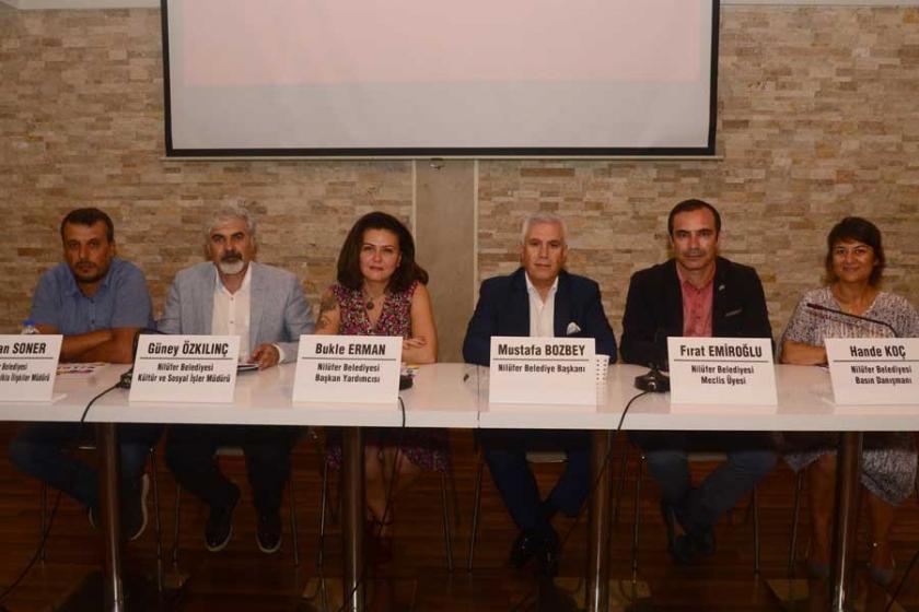 Nilüfer'de Festival: Dünyayı sev, geyiği öp, festivale gel
