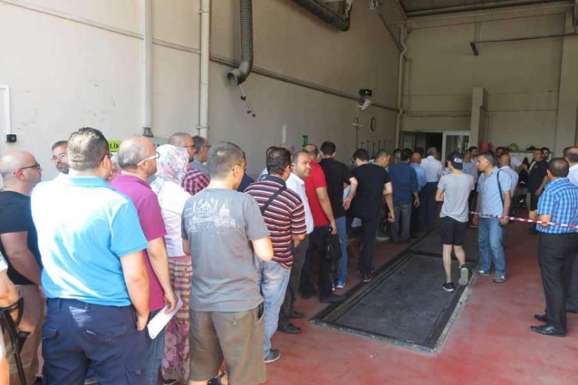 İstanbul'da araç sahipleri hasar tespiti kuyruğu oluşturdu