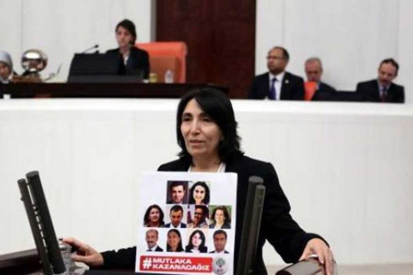 HDP Milletvekili Saadet Becerikli serbest bırakıldı