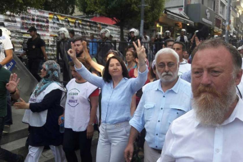 Vicdan ve Adalet Nöbeti: Yoğurtçu Parkı'ndaki son gün