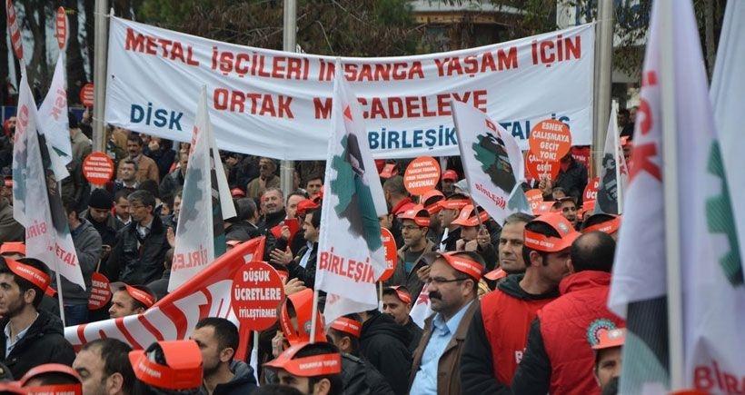 İl il, fabrika fabrika grev programı!