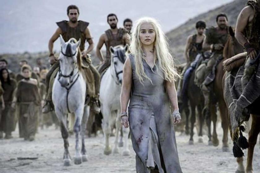 Game of Thrones, 2017 yılında bir milyar kez indirildi