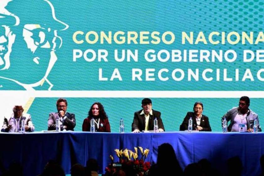 Silah bırakan FARC, siyasi dönüşüm kongresini topladı