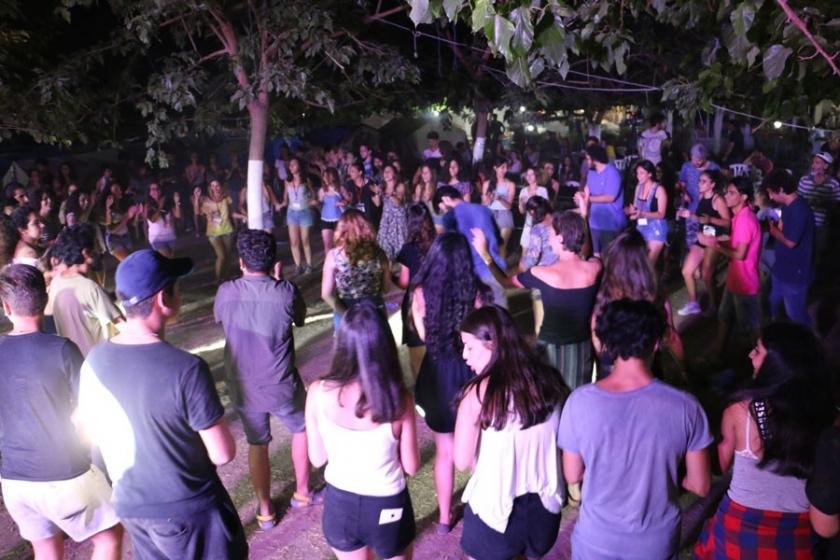 15. Gençlik Yaz Kampı Kuşadası buluşması sona erdi
