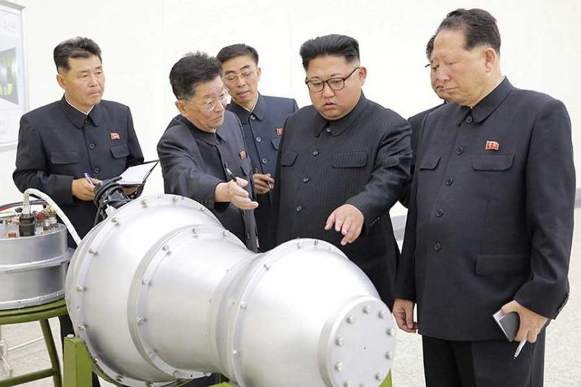 Kore'ye uygulanacak yaptırım kararı Resmi Gazete'de