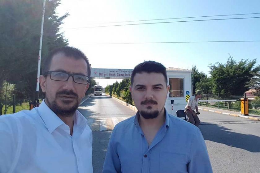 TGS'den cezaevindeki gazetecilere ziyaret