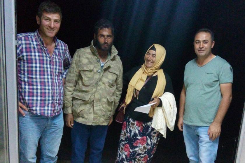 Sivas'ta kaybolan çiftçi 43 gün sonra Erzincan'da bulundu