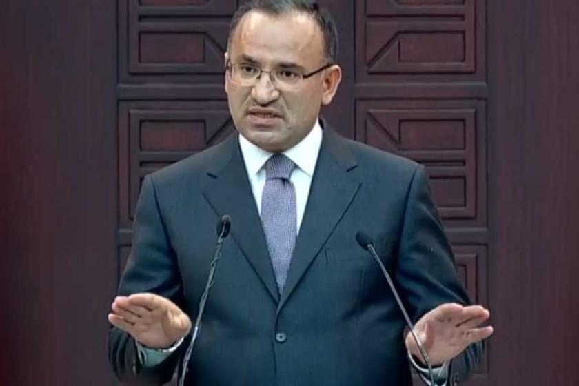Yozgat Barosu, Bekir Bozdağ'a soruşturmaya izin vermedi
