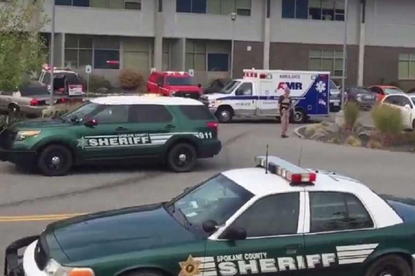 ABD'de okulda silahlı saldırı: 1 ölü, 3 yaralı