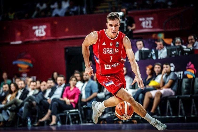 Eurobasket'te finalin adı belli oldu: Slovenya - Sırbistan