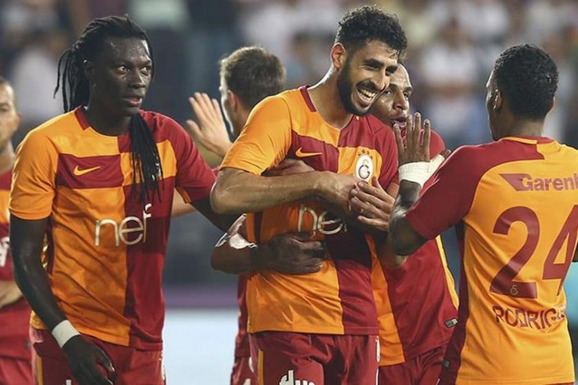 Bursaspor ile Galatasarayligde 97'nci randevuda