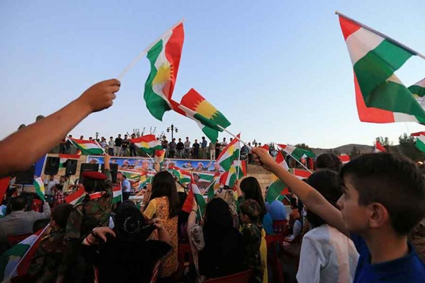 'Referandum Kürt iç barışına hizmet ediyor'