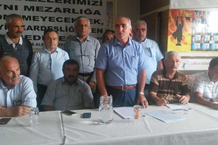 Adana'da Hatun Tuğluk'un cenazesine yapılan saldırıya tepki